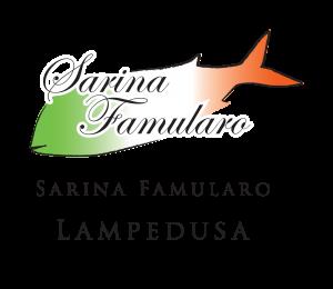 Sarina Famularo Lampedusa , pesce in scatola