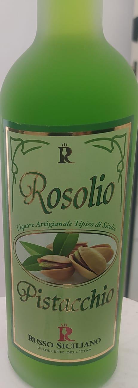Rosolio al Pistacchio